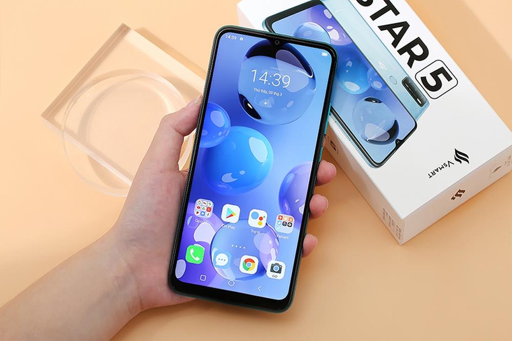 Điện thoại Vsmart giảm giá đậm, Aris chưa đến 4 triệu đồng - Ảnh 2.