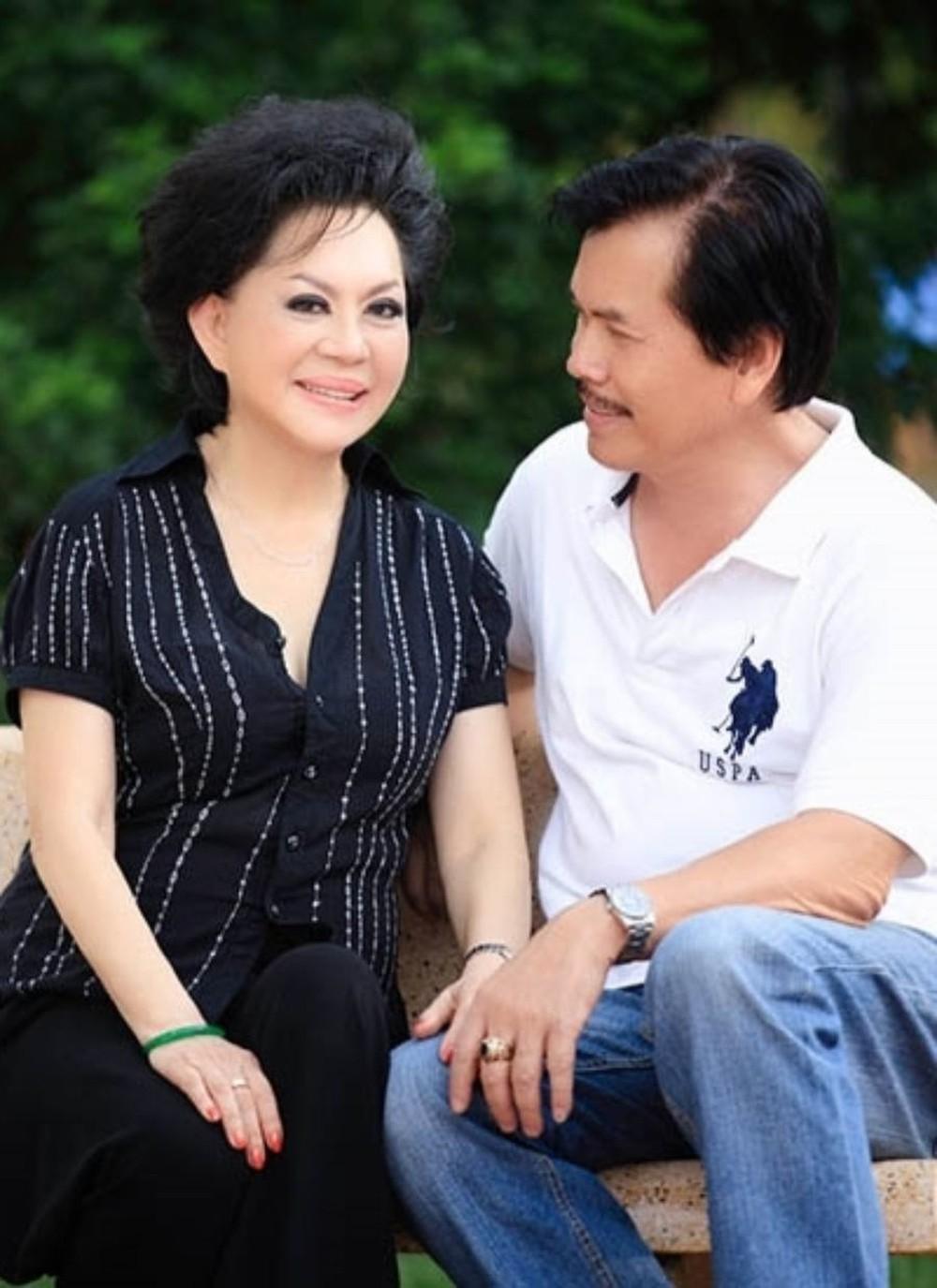 Chồng đột ngột qua đời, danh ca Giao Linh đau đớn hát tiễn đưa - Ảnh 1.