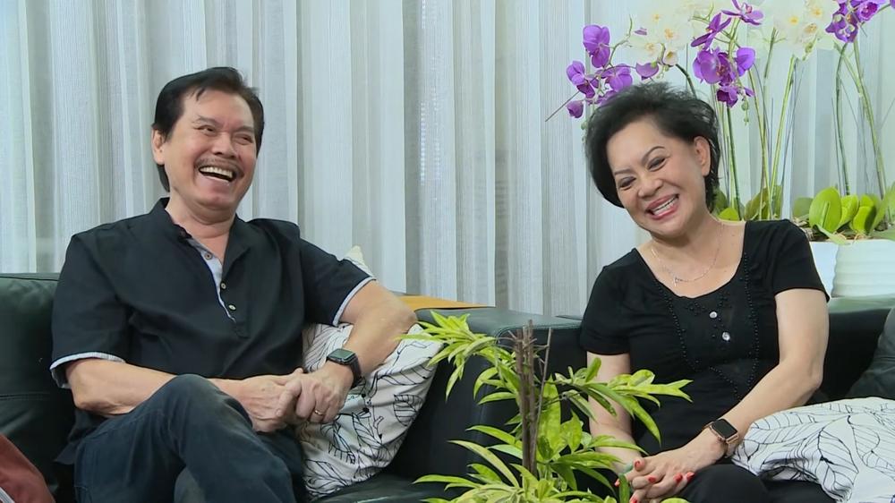 Bạch Lan hé lộ nguyên nhân chồng danh ca Giao Linh qua đời: Ba đang ăn rồi thấy đau bụng, vào viện là ba đi - Ảnh 2.