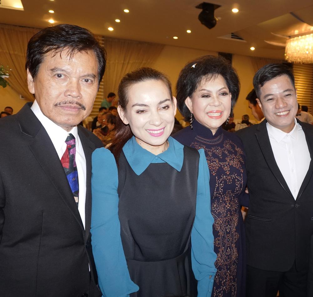 Bạch Lan hé lộ nguyên nhân chồng danh ca Giao Linh qua đời: Ba đang ăn rồi thấy đau bụng, vào viện là ba đi - Ảnh 4.