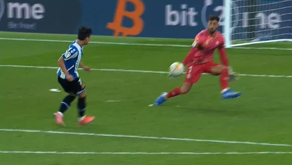 Thi đấu tệ hại ở La Liga, ngôi sao Trung Quốc bị đặt dấu chấm hỏi trước ngày đấu Việt Nam - Ảnh 1.