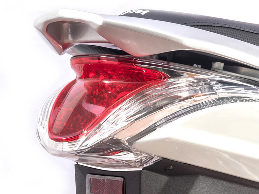 Mẫu xe số giá rẻ 17 triệu, tiết kiệm xăng đáng kinh ngạc, 1,26L/100km  - Ảnh 7.