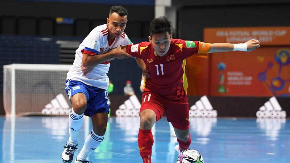 """FIFA ca ngợi Việt Nam """"ngẩng cao đầu"""", tán dương bàn thắng hiếm thấy ở World Cup của Đắc Huy - Ảnh 1."""