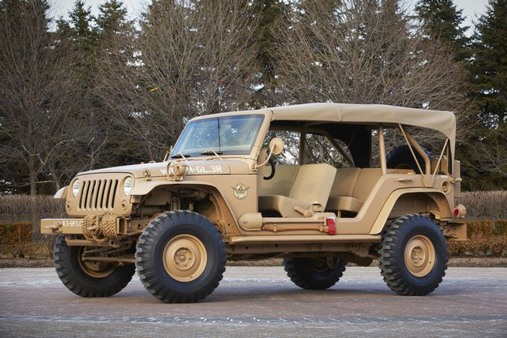 Tậu xe quân sự dạo phố, tưởng khó mà dễ: 200 triệu là giấc mơ thành hiện thực! - Ảnh 4.