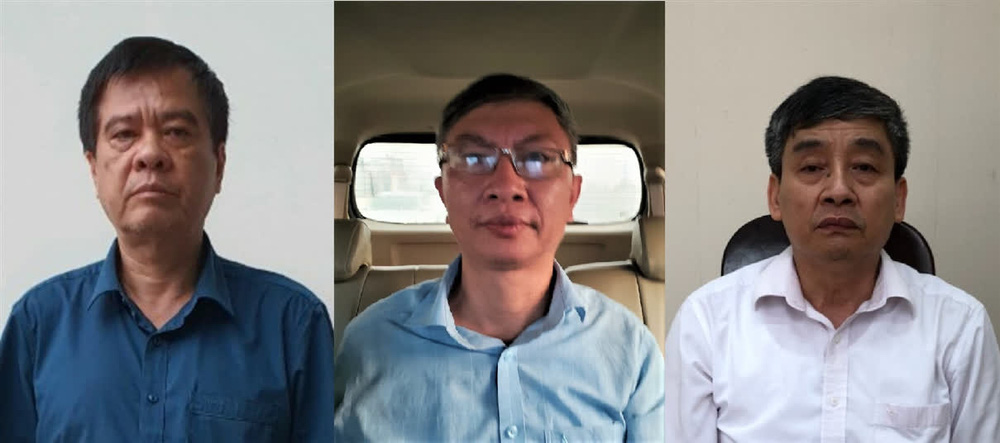 NÓNG: Bắt Giám đốc Sở GD-ĐT Điện Biên Nguyễn Văn Kiên và 5 đồng phạm - Ảnh 1.