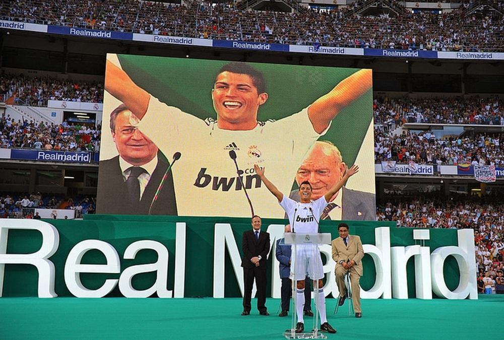 Huấn luyện Ronaldo, bài toán hóc búa cho mọi HLV (kỳ 3): Sức mạnh từ cái tôi của một ngôi sao - Ảnh 1.