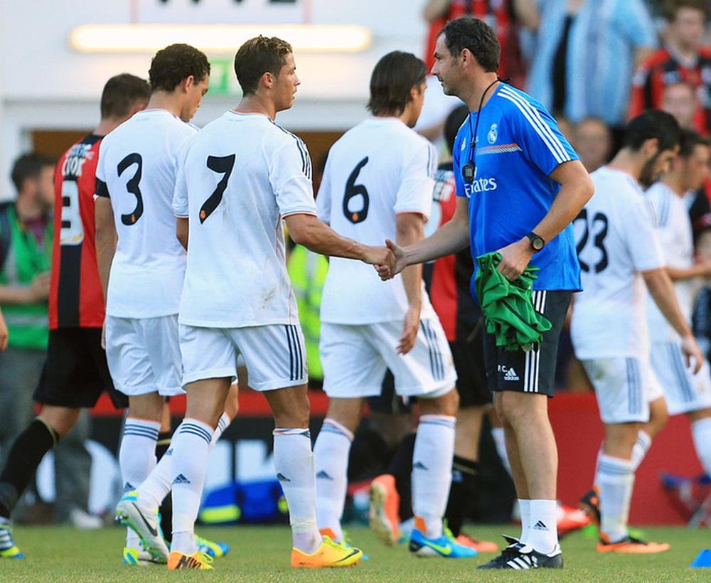 Huấn luyện Ronaldo, bài toán hóc búa cho mọi HLV (kỳ 3): Sức mạnh từ cái tôi của một ngôi sao - Ảnh 2.