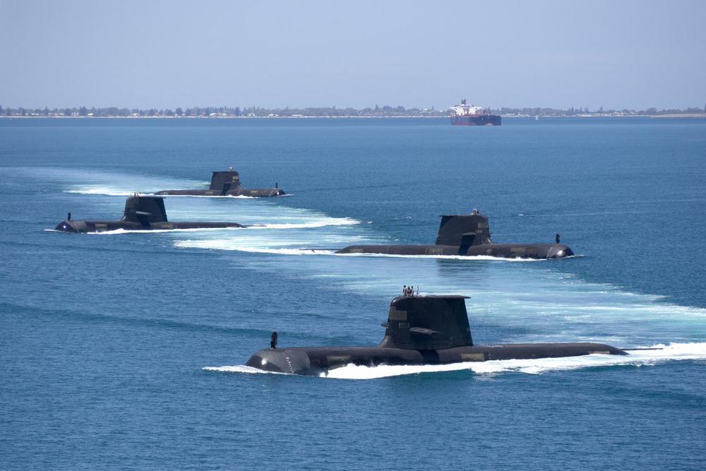 Thương vụ tàu ngầm 40 tỷ USD đổ bể: Kẻ cắp gặp bà già - Trung Quốc lãnh đủ - Ảnh 3.
