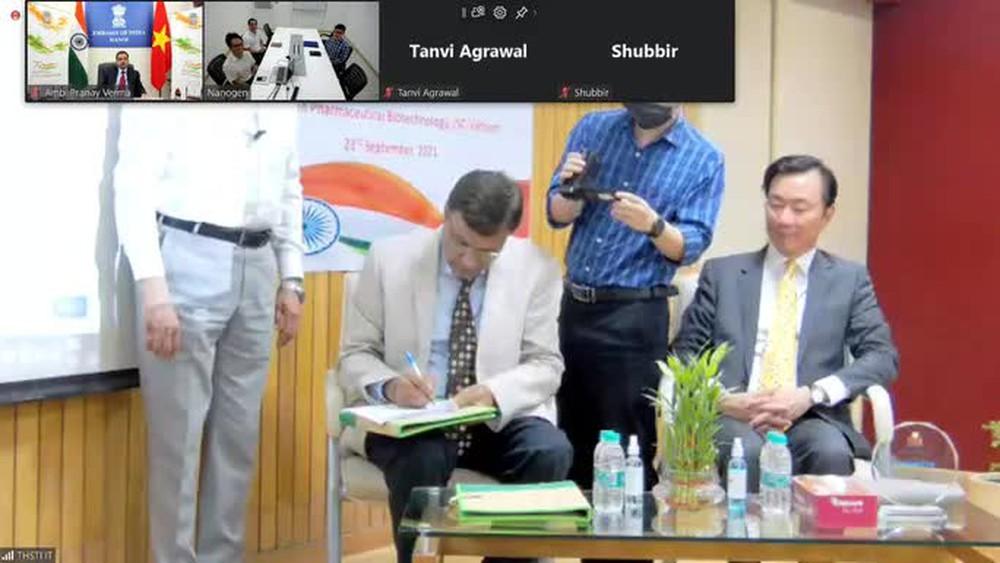 Ấn Độ hỗ trợ phát triển vắc-xin Nano Covax của Việt Nam  - Ảnh 3.