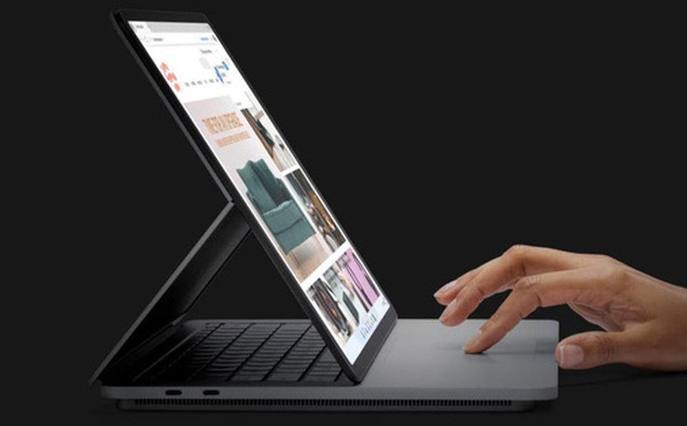 Microsoft ra mắt Surface Laptop Studio: Thiết kế biến hoá từ laptop sang tablet