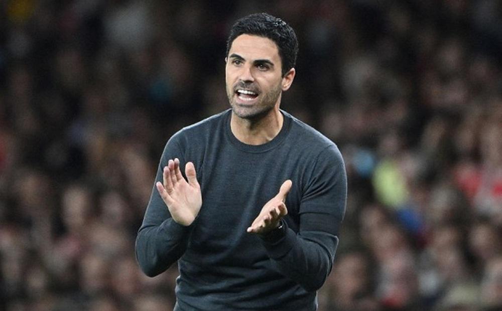Thắng 3 trận liên tiếp, Arteta gửi chiến thư tới Tottenham