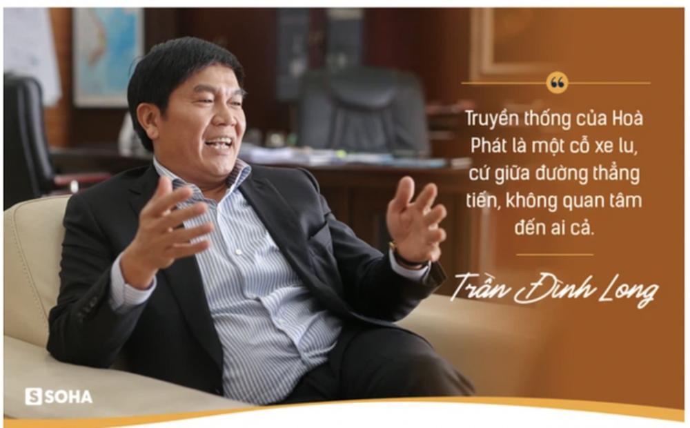 """Tại sao """"vua thép"""" Trần Đình Long chi gần 1.000 tỷ lập công ty điện máy cạnh tranh trực tiếp với Sunhouse và Asanzo?"""