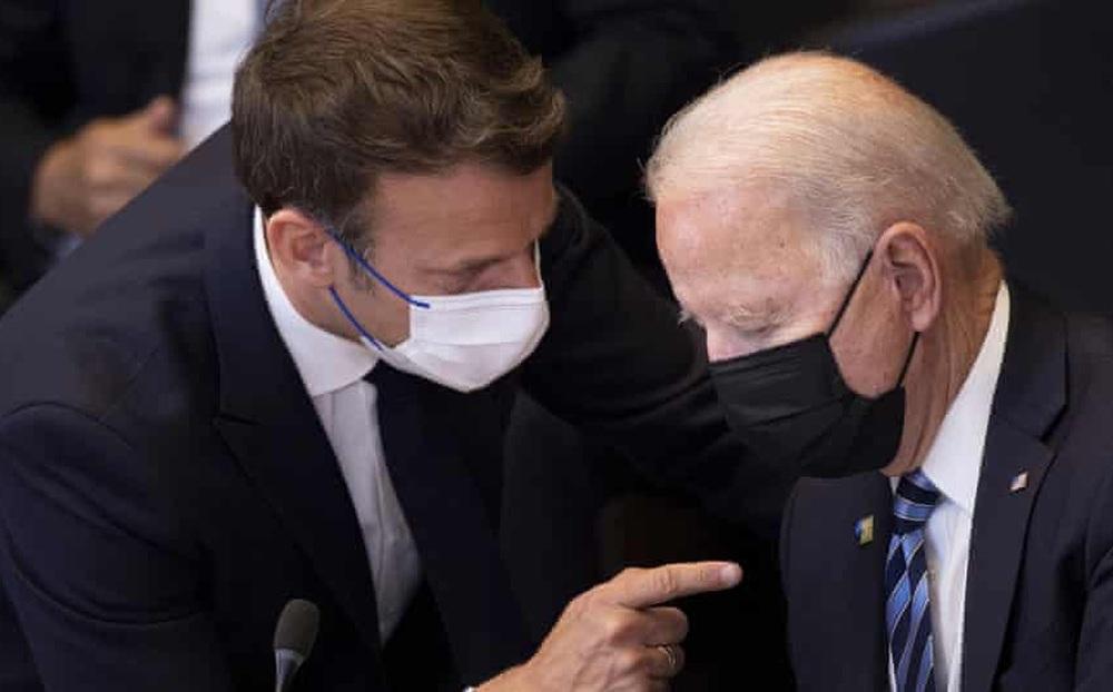 """""""Gào khản cổ"""" nhưng không ai bênh vụ tàu ngầm: Pháp nhìn lại mới thấy làm sai điều này!"""