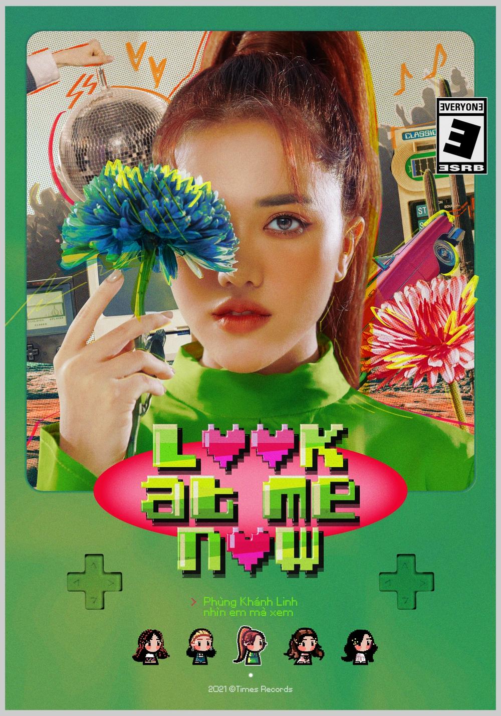 Hình ảnh Phùng Khánh Linh được quảng bá ở Mỹ - Ảnh 2.