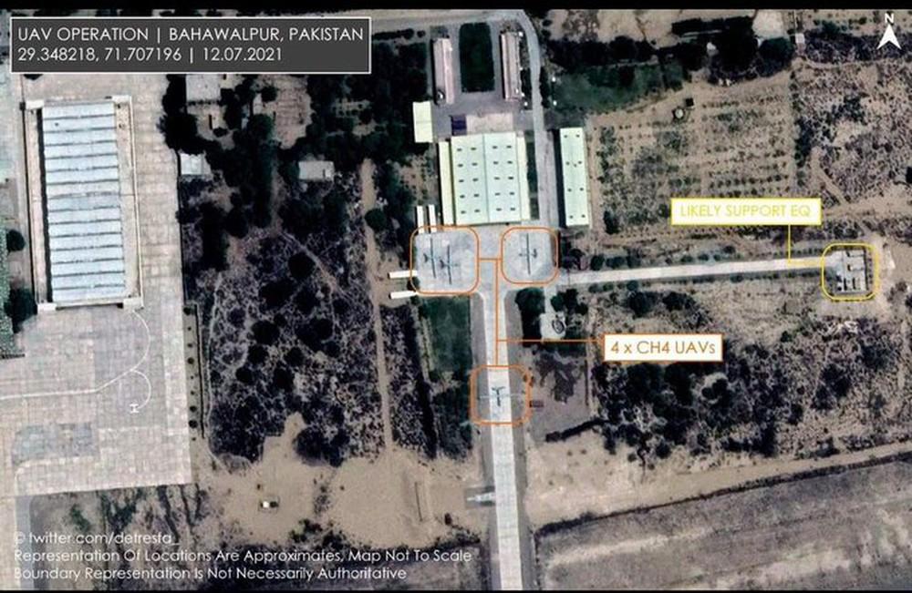 BBC: Giải mã cáo buộc UAV Pakistan yểm trợ Taliban ở thành trì nổi dậy Panjshir! - Ảnh 3.