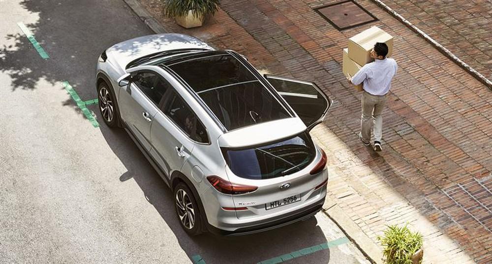 Dọn kho đón hàng mới, Hyundai Tucson giảm giá mạnh, thấp nhất từ trước đến nay - Ảnh 8.