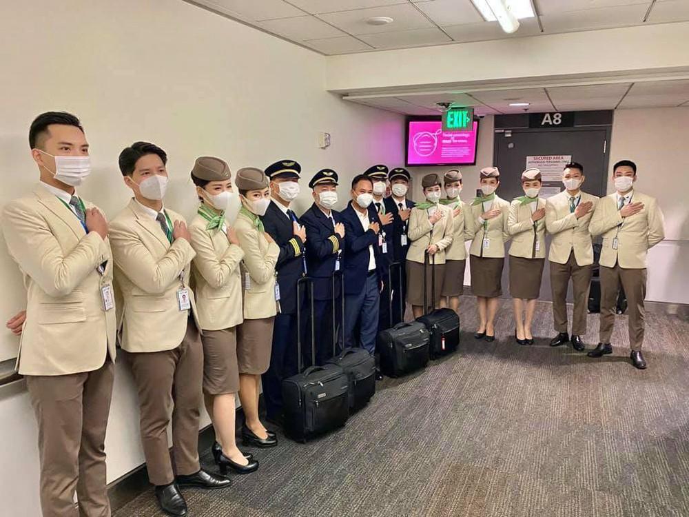 Bamboo Airways của tỷ phú Trịnh Văn Quyết đã hoàn thành chuyến bay có độ dài kỷ lục của hãng - Ảnh 2.