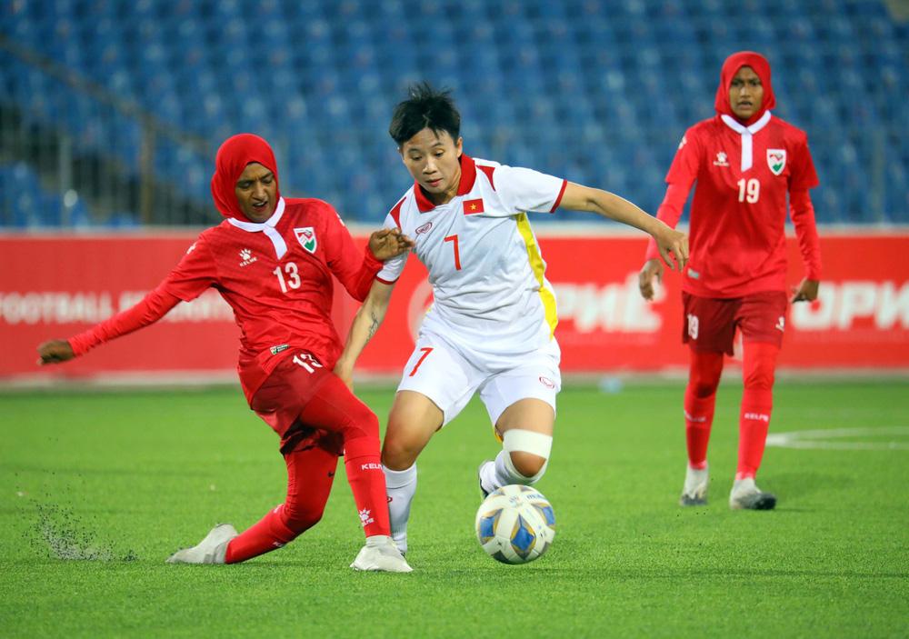 AFC ca ngợi đại thắng 16-0 của đội tuyển Việt Nam, không quên nhắc đến giấc mơ World Cup - Ảnh 2.