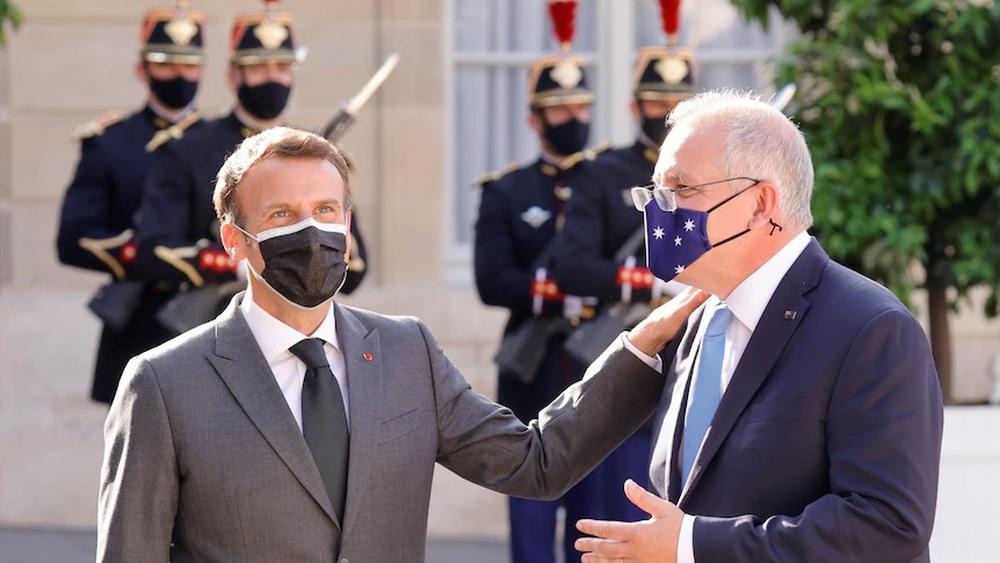 Úc đã tìm ra cách khiến Pháp nguôi giận vụ tàu ngầm: Đơn giản nhưng rất hiệu quả ! - Ảnh 2.