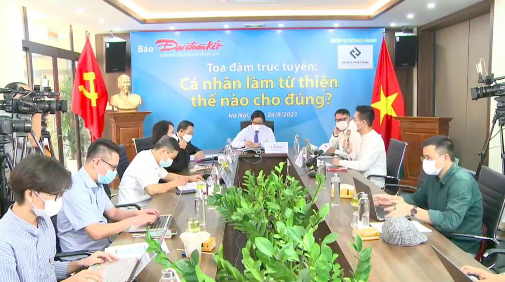 MC Phan Anh nói thẳng vụ từ thiện năm 2016: Mọi người hỏi tôi có tham không, chắc chắn phải trả lời là có tham! - Ảnh 1.