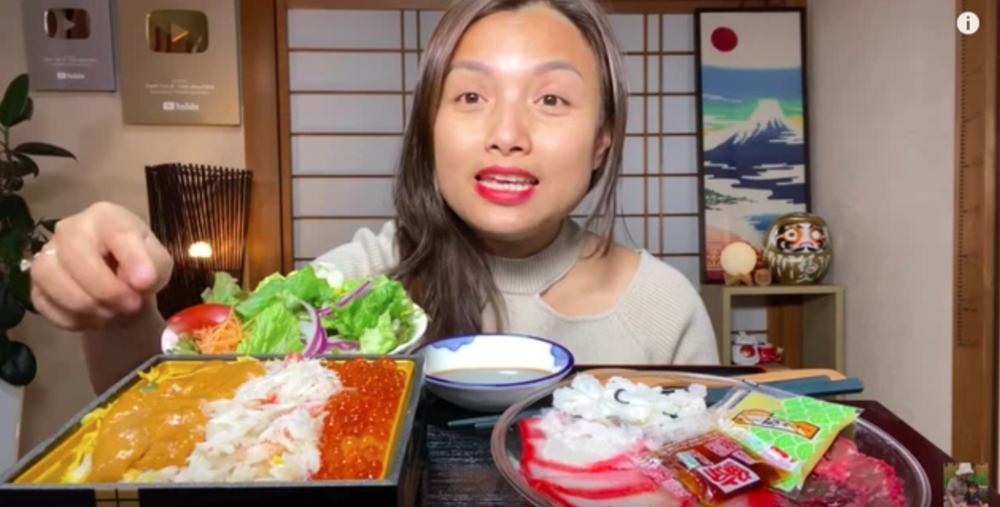 Quỳnh Trần JP và những màn ăn uống kinh dị: Làm thịt cá mập, cổ suý ăn động vật quý hiếm - Ảnh 4.