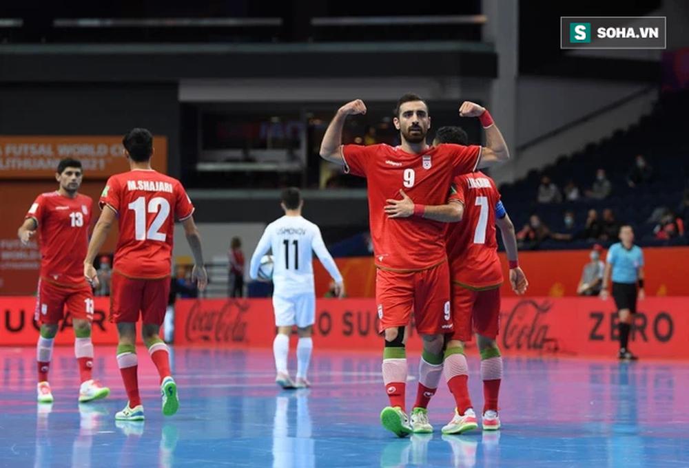 Rực cháy như Việt Nam, Uzbekistan suýt làm nên bất ngờ chấn động nhất World Cup - Ảnh 1.