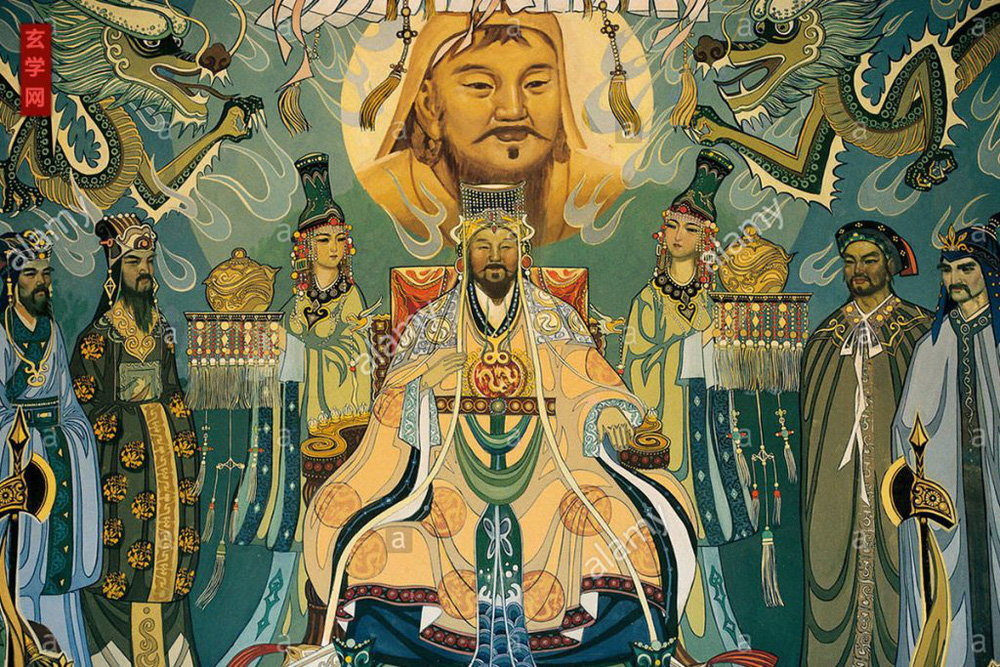 Hốt Tất Liệt là ai, tiểu sử và những bí ẩn tuyệt mật chưa kể - Ảnh 1.