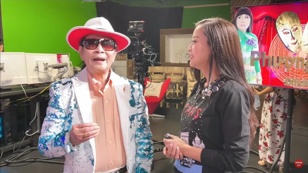 Nghệ sĩ Minh Cảnh 83 tuổi vẫn trẻ trung tại Mỹ: Tôi đi show liên tục, ai mời là đi - Ảnh 4.