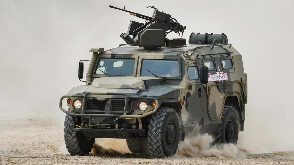 Điểm danh 5 xe thiết giáp hàng đầu của quân đội Nga  - Ảnh 1.