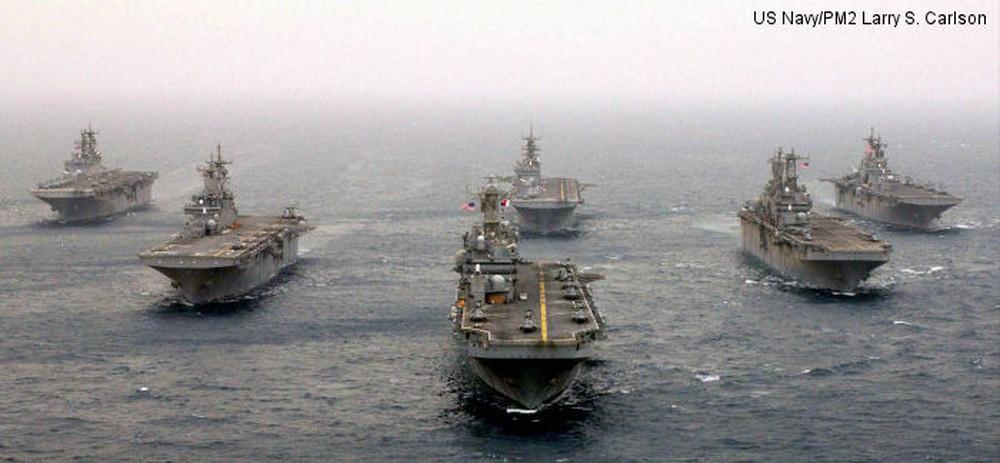 Tương quan sức mạnh Hạm đội Biển Đen của Nga và Hạm đội 6 của Mỹ - Ảnh 5.