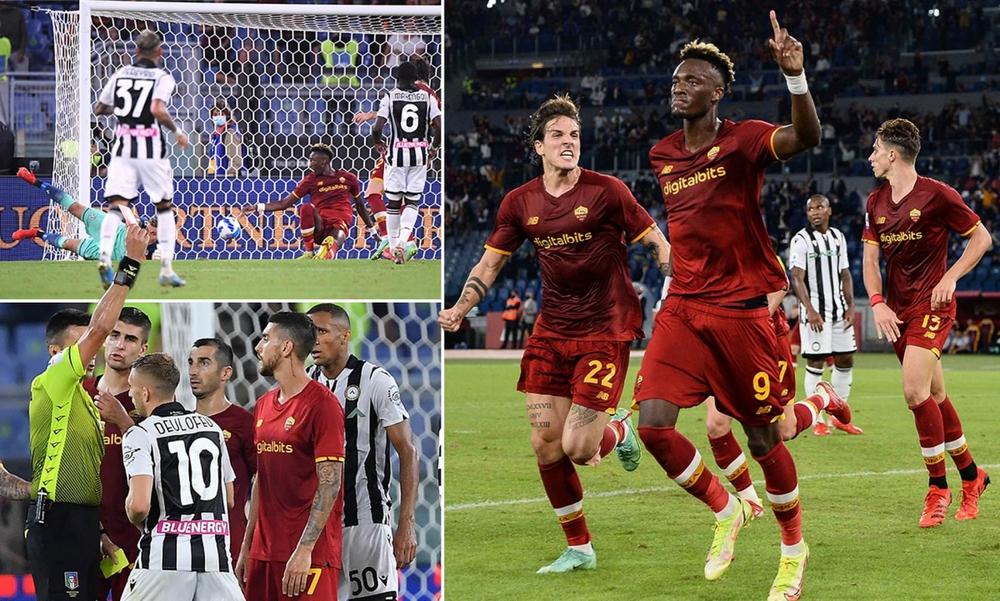 """Mourinho xin thêm thời gian để biến AS Roma thành """"ông kẹ"""" Serie A - Ảnh 1."""