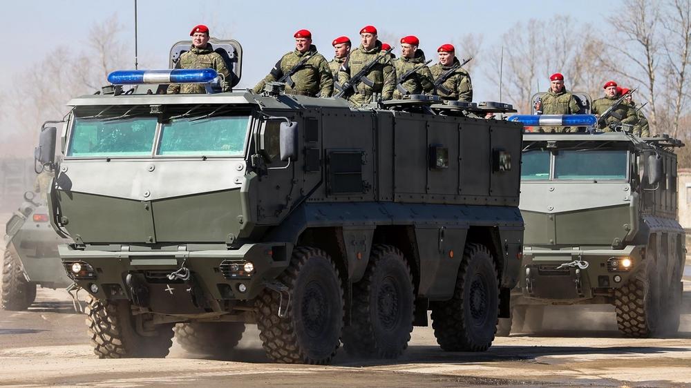 Điểm danh 5 xe thiết giáp hàng đầu của quân đội Nga  - Ảnh 3.