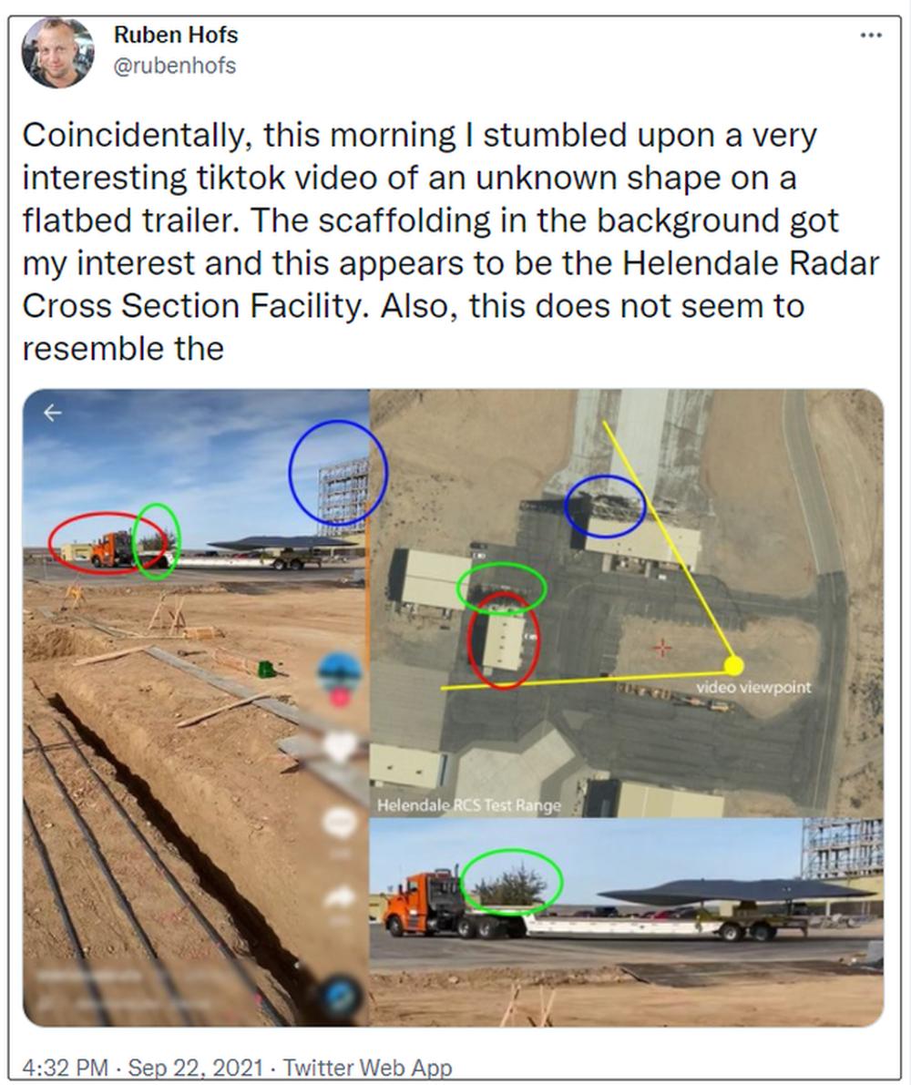 Máy bay tàng hình kỳ lạ của Lockheed Martin lộ diện trên mạng xã hội gây xôn xao - Ảnh 3.