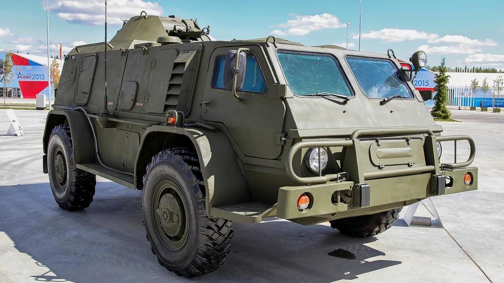 Điểm danh 5 xe thiết giáp hàng đầu của quân đội Nga  - Ảnh 4.