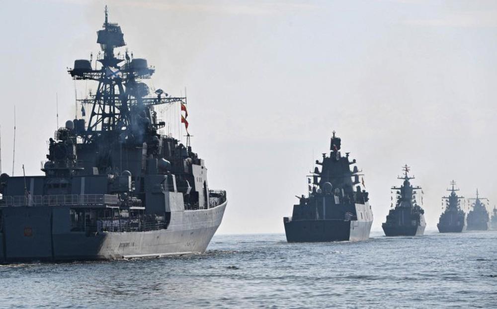 Tương quan sức mạnh Hạm đội Biển Đen của Nga và Hạm đội 6 của Mỹ - Ảnh 4.
