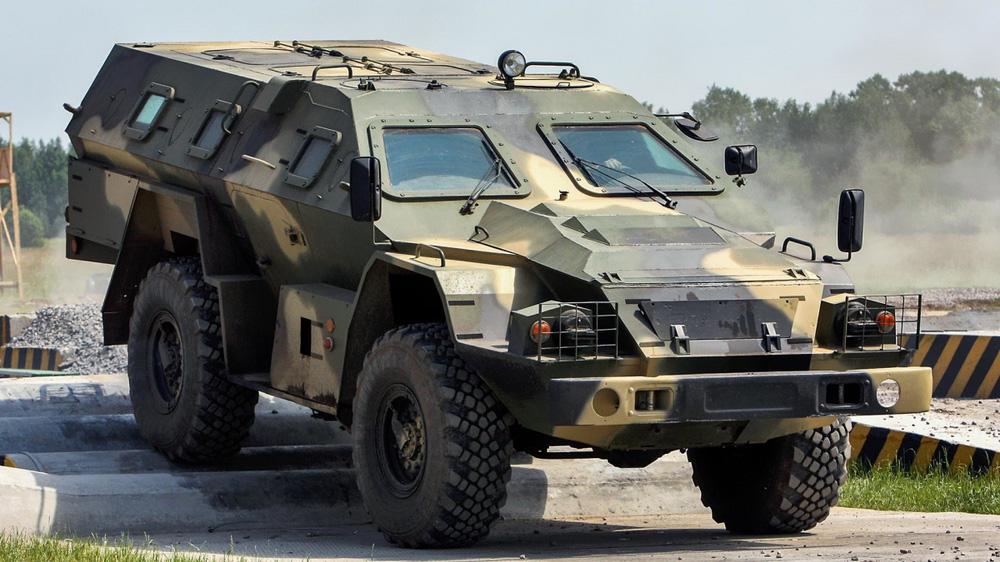Điểm danh 5 xe thiết giáp hàng đầu của quân đội Nga  - Ảnh 6.