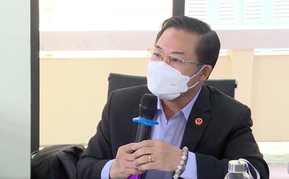 """Ông Lưu Bình Nhưỡng: """"Tôi làm từ thiện rất nhiều nhưng không làm như Phan Anh và Thủy Tiên"""""""