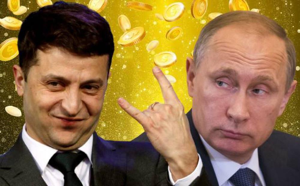 AUKUS: Trong lúc ông Putin bận mặc cả với 'tấm thẻ bằng vàng', 'cơn mưa vàng' sẽ đổ xuống Kiev?