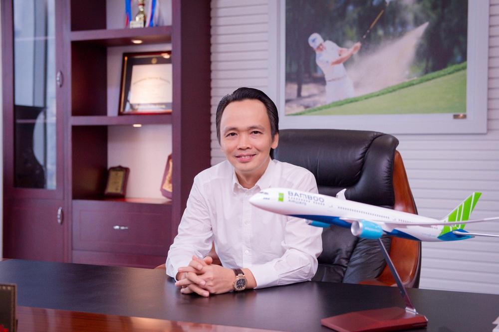 Tỷ phú Trịnh Văn Quyết và chuyến bay dài như lịch sử vượt nửa vòng trái đất của Bamboo Airways - Ảnh 2.