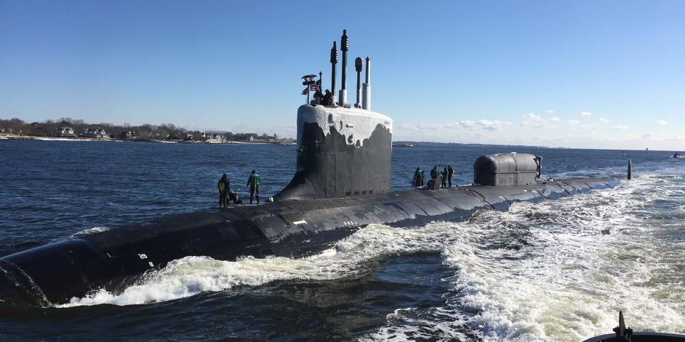 So sánh công nghệ tàu ngầm mới nhất của Mỹ, Anh, Pháp - Ảnh 1.
