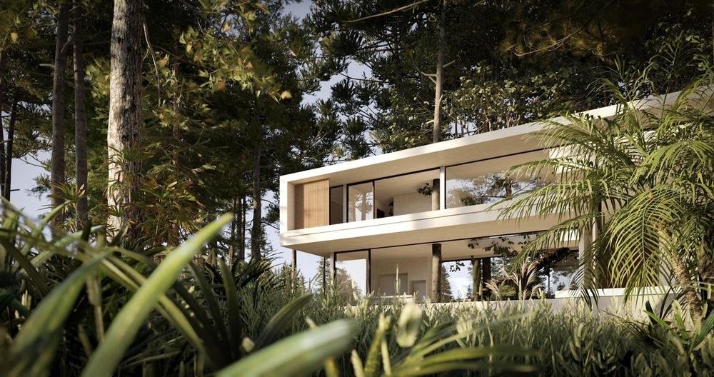 Phạm Băng Băng Việt Nam lấy đại gia Thái siêu giàu, khoe cận cảnh villa 230 tỷ nằm giữa rừng - Ảnh 3.