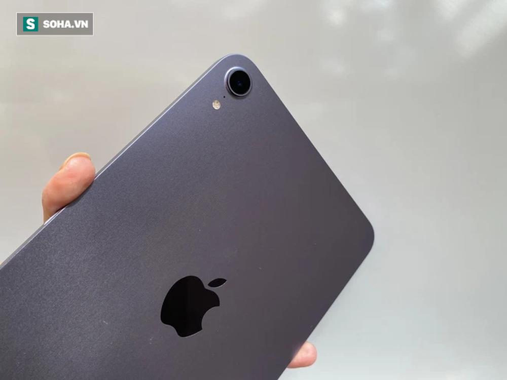 Sờ tận tay iPad mini mới, đẹp ngoài mong đợi, hiệu năng đỉnh, giá 14,5 triệu đồng - Ảnh 5.