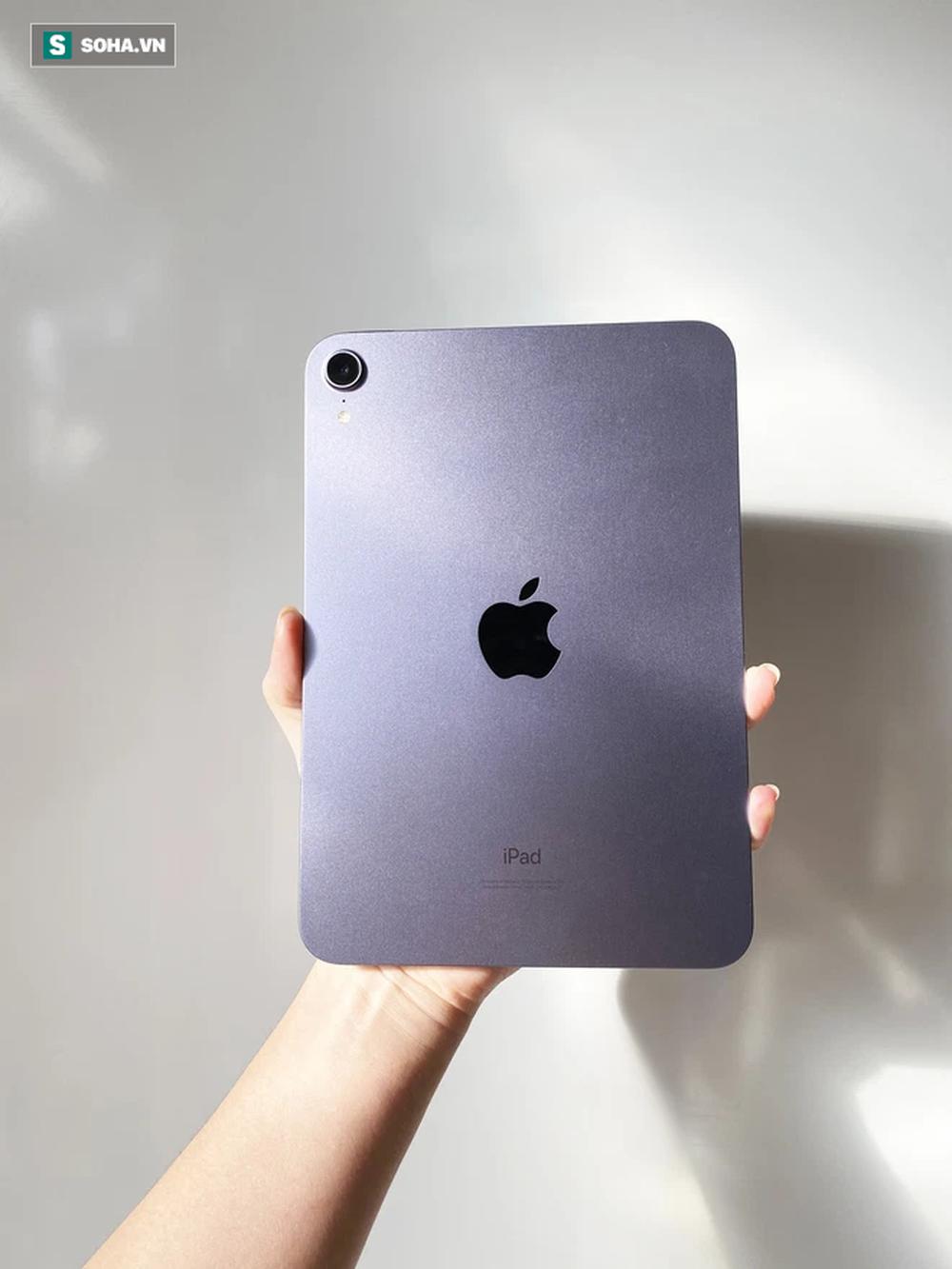 Sờ tận tay iPad mini mới, đẹp ngoài mong đợi, hiệu năng đỉnh, giá 14,5 triệu đồng - Ảnh 8.