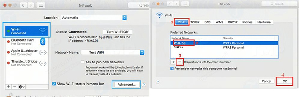 Cách kết nối wifi cho Laptop Win 8, 10 và Macbook từ A - Z - Ảnh 21.