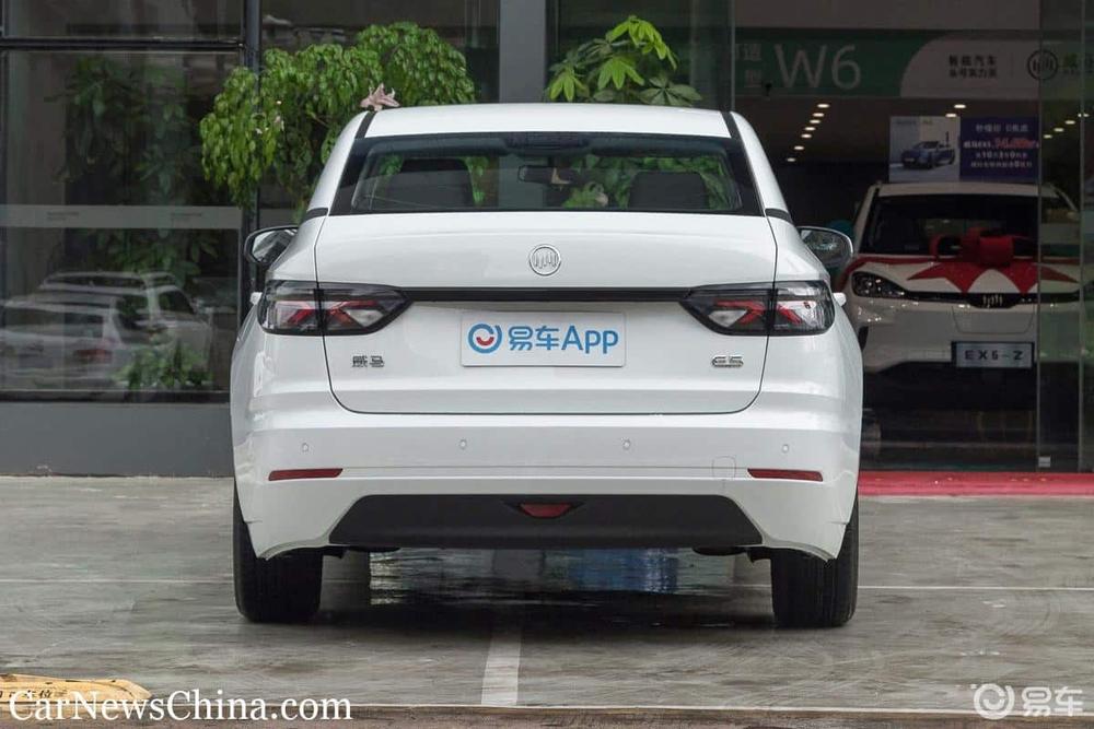 """Thêm mẫu ô tô điện Trung Quốc sẵn sàng """"xâm chiếm"""" thị trường Việt, đi 505 km khi sạc đầy - Ảnh 4."""