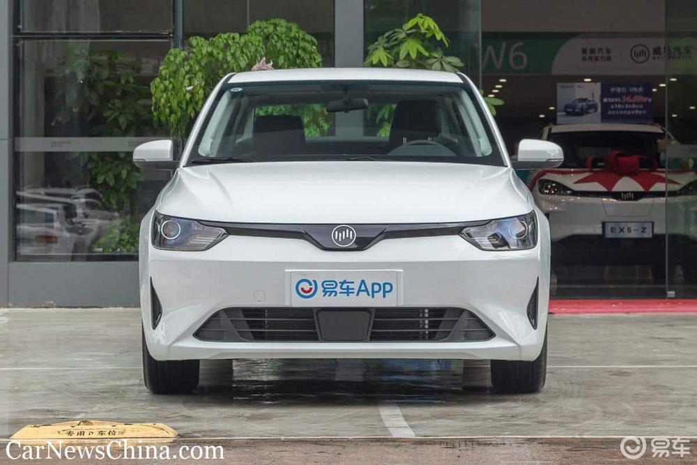 """Thêm mẫu ô tô điện Trung Quốc sẵn sàng """"xâm chiếm"""" thị trường Việt, đi 505 km khi sạc đầy - Ảnh 3."""