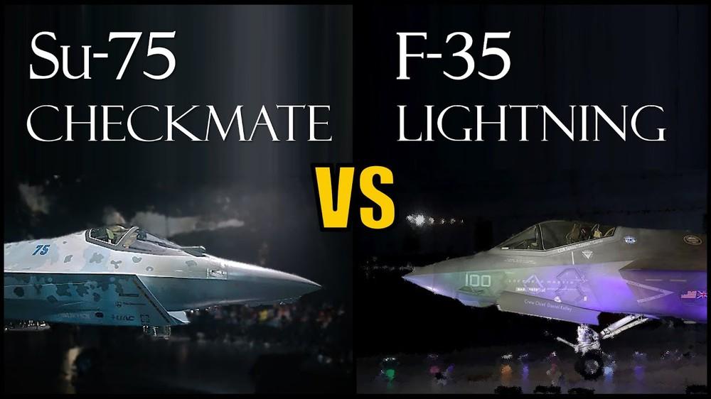 Mỹ kết luận sốc: Su-75 Checkmate Nga sẽ theo vết xe đổ của siêu xe tăng T-14 Armata? - Ảnh 6.