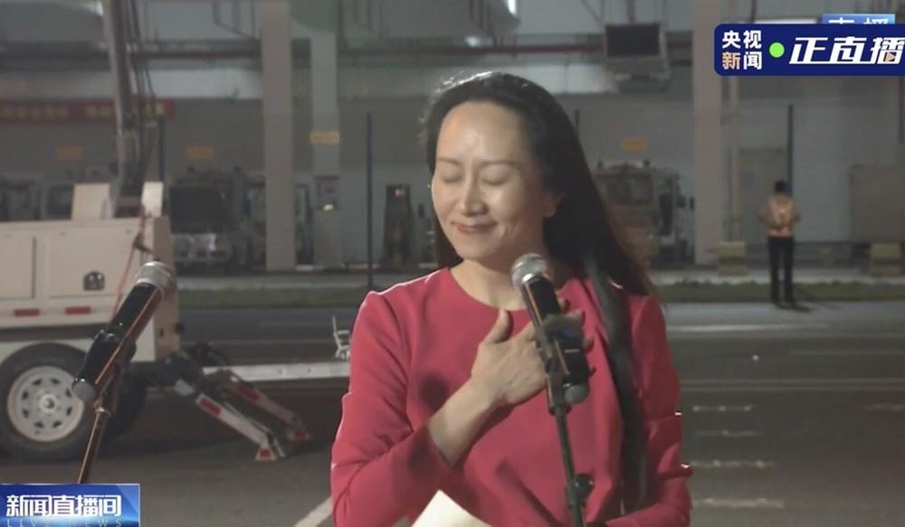 TQ đón Công chúa Huawei như đại công thần: Số người xem sự kiện nhiều ngang quốc gia đông dân hàng top thế giới - Ảnh 3.