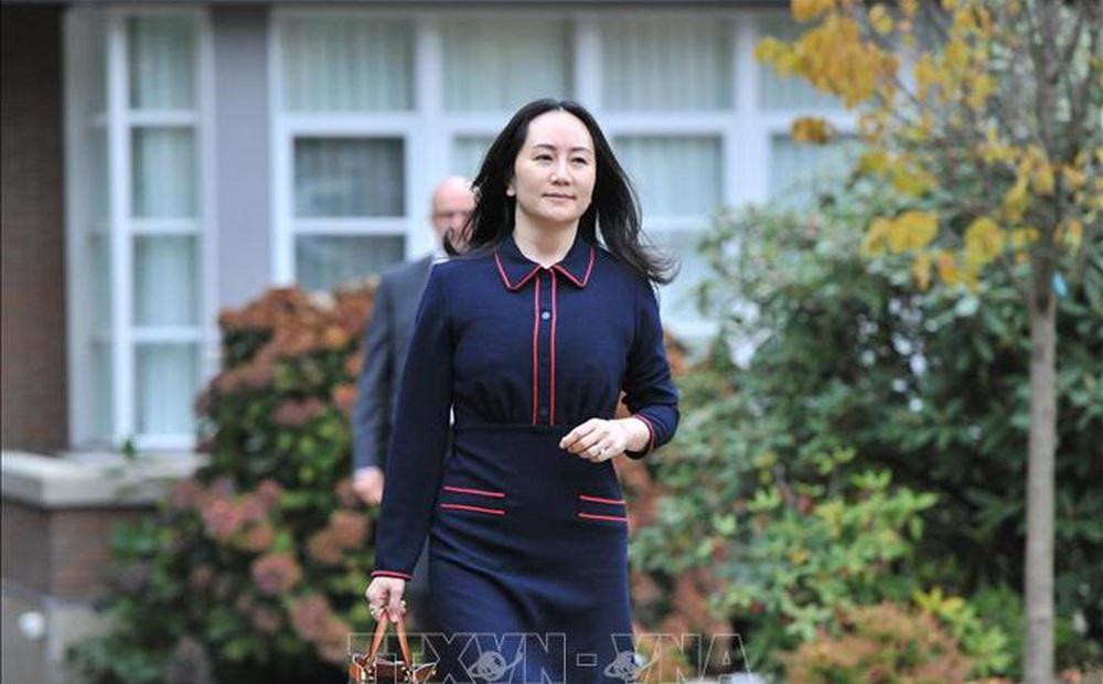 CFO của Huawei được tự do rời Canada
