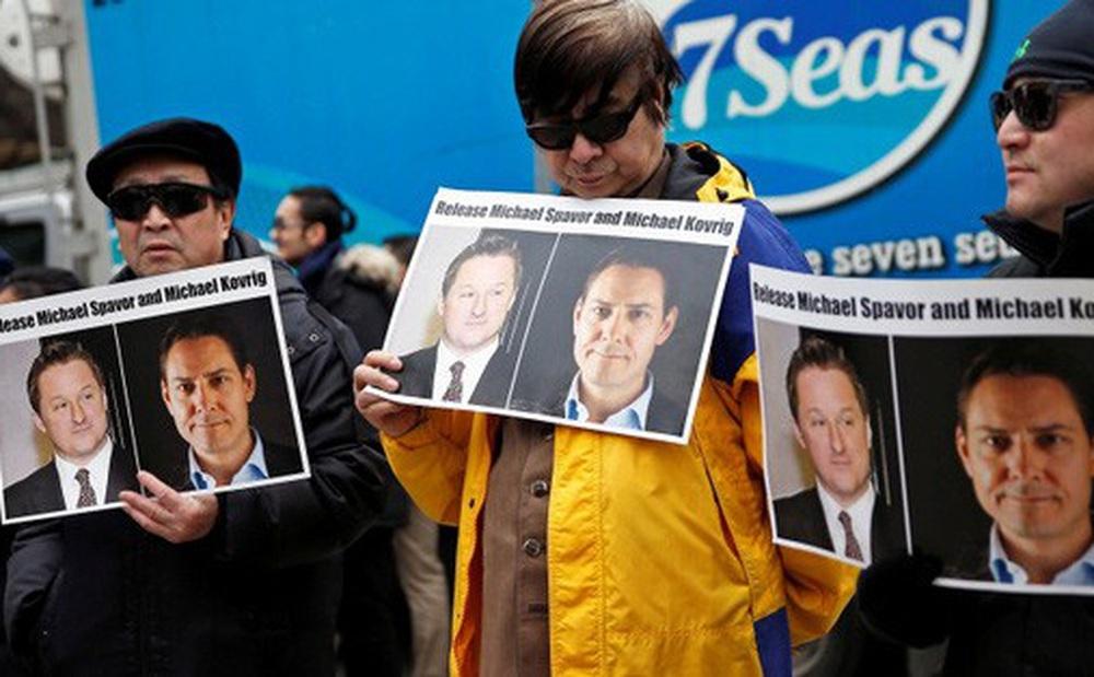 Trung Quốc nhanh chóng thả 2 con tin ngoại giao Canada